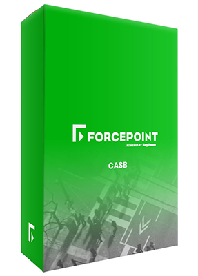 Forcepoint Cloud Access Security Broker (CASB)